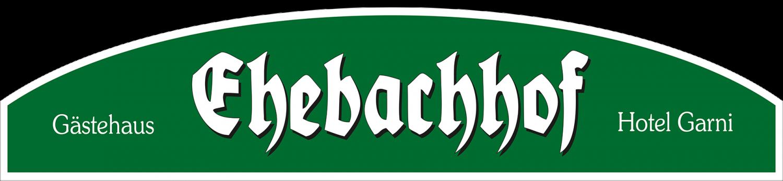 Gästehaus Hotel Garni Ehebachhof